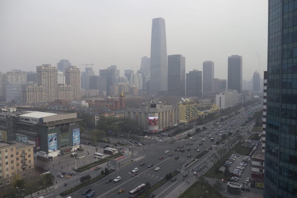 Il Central Business District a Pechino: la Cina si prepara a investire in Europa