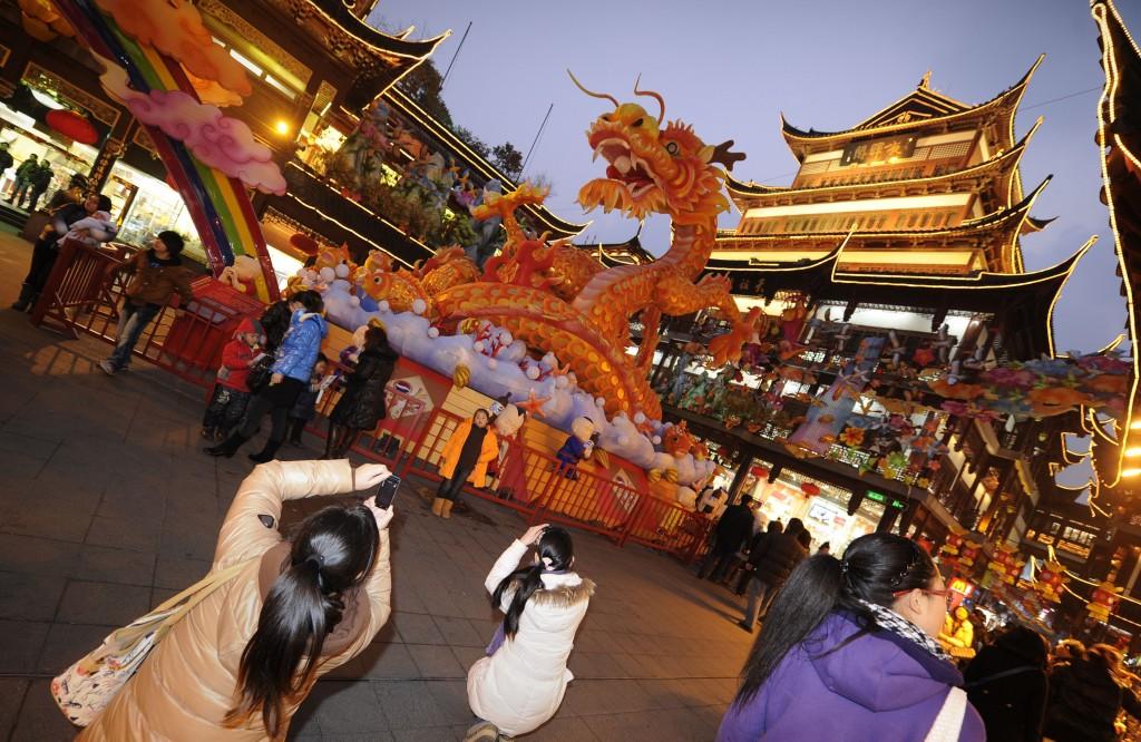 意大利冠军赌场举办中国新年之夜