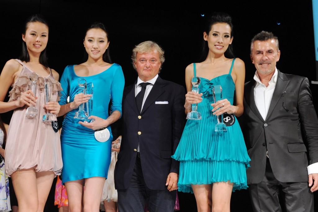 2011年罗仑模特大赛