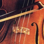Un violino